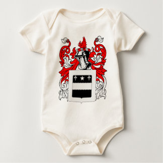 Bradley Coat of Arms Baby Bodysuit