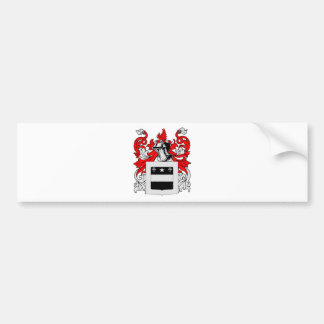 Bradley Coat of Arms Bumper Sticker