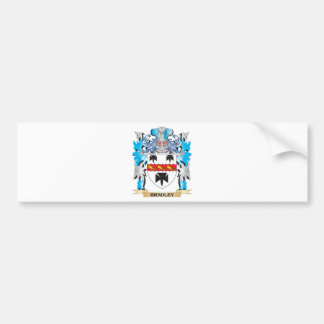 Bradley Coat of Arms Bumper Stickers