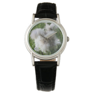 """Bradley"" English Angora Rabbit Watch"