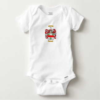 Bradley (English) Baby Onesie