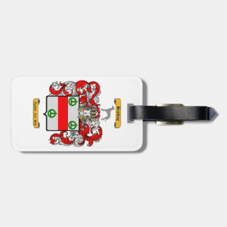 Bradley (English) Luggage Tag