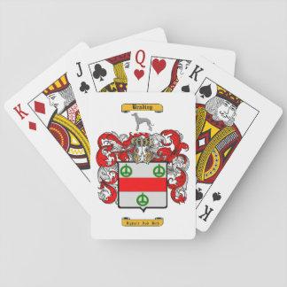Bradley (English) Playing Cards