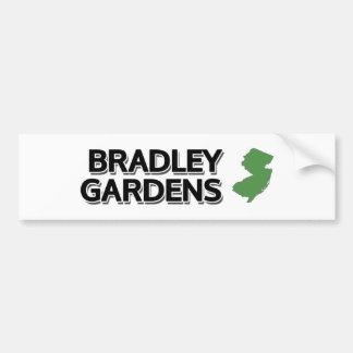 Bradley Gardens, New Jersey Bumper Sticker