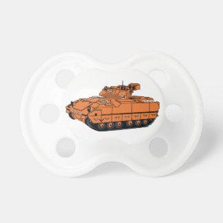 Bradley Tank Baby Pacifiers