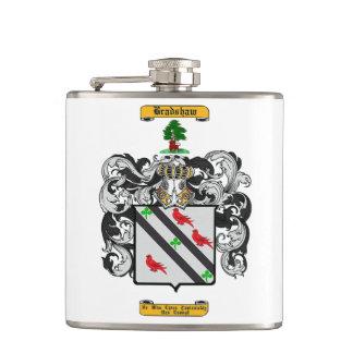 Bradshaw (Irish) Hip Flask
