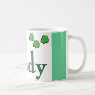 Brady Irish Coffee Mug