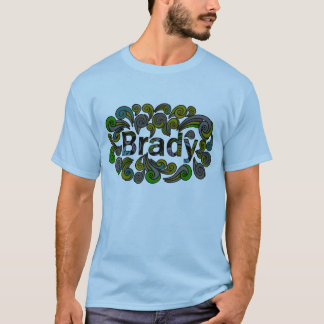 Brady Shirt With Swirls