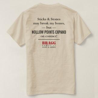 Bragg About It - Sticks & Stones T-Shirt
