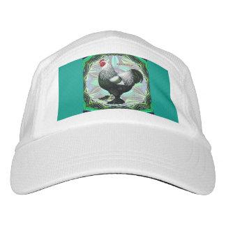 Brahma:  Fancy Dark Rooster Hat