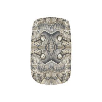 Brahmin Moth Minx Nail Art
