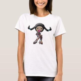 braided diva T-Shirt