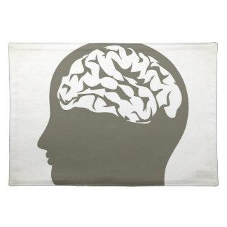 Brain5 Placemat
