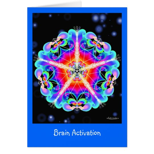 Brain Activation Card