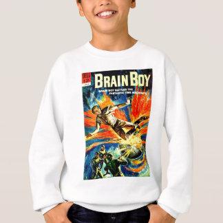Brain Boy and the Time Machine Sweatshirt