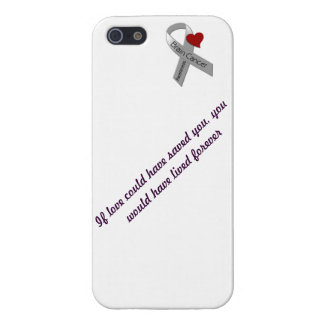 Brain Cancer Cell Case iPhone 5 Cases