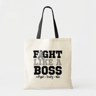 Brain Cancer Fight Like a Boss Bags