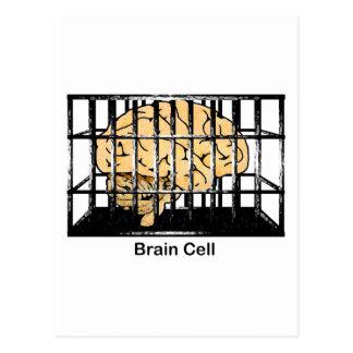 Brain Cell Postcard