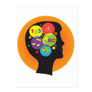 Brain Child Postcard