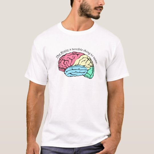 Brain Clothes T-Shirt
