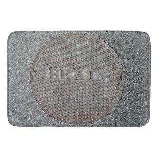 Brain Drain Bath Mat