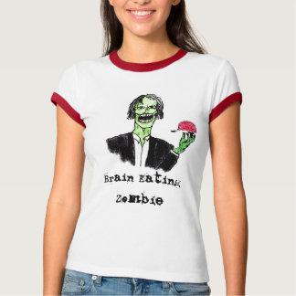 Brain Eating Zombie T-Shirt