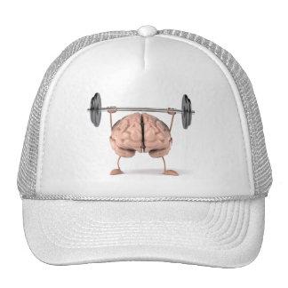 Brain exepcises trucker hat