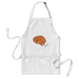Brain fart standard apron