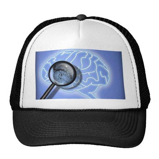 Brain fingerprint hats