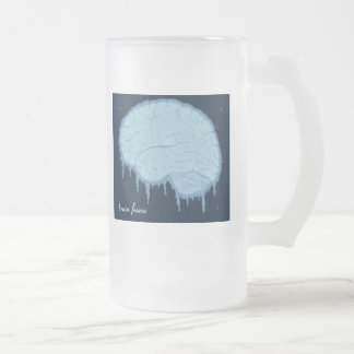 Brain Freeze Frosty Mug