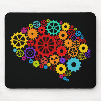 Brain Gears Mousepad