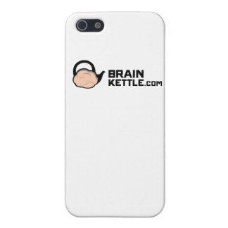 Brain Kettle Phone Case iPhone 5 Case