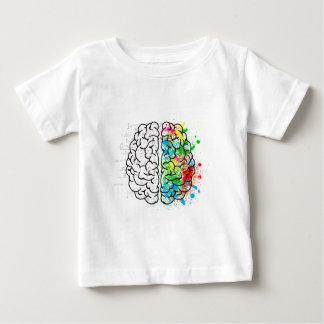 brain mind psychology idea hearts baby T-Shirt
