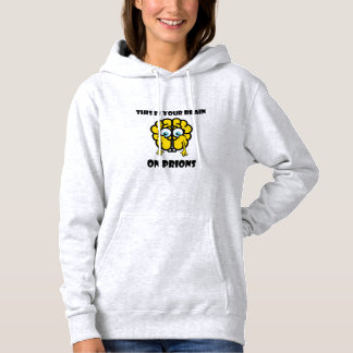 Brain on Prions Hoodie