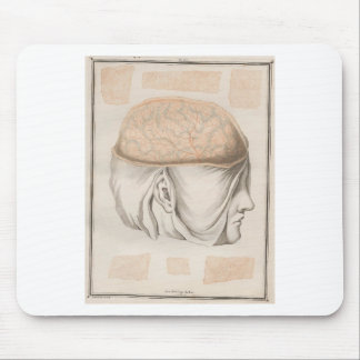 Brain One - Neuroanatomy Mouse Pad