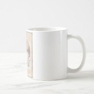 Brain One - Neuroanatomy Basic White Mug