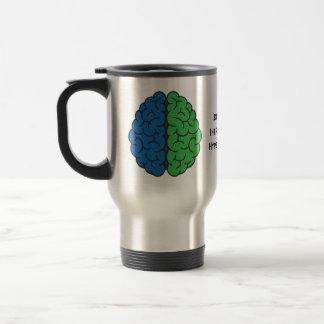 Brain Pain IIH Travel Mug