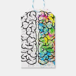 brain series gift tags