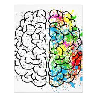 brain series letterhead