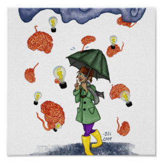 Brain Storm! Poster