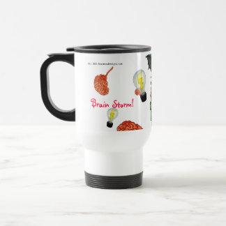 Brain Storm! Travel Mug