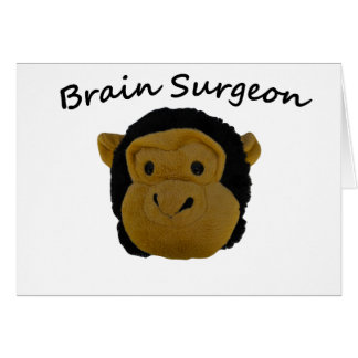 Brain Surgeon Card