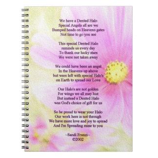 Brain Surgery Survivor Poem Notebook