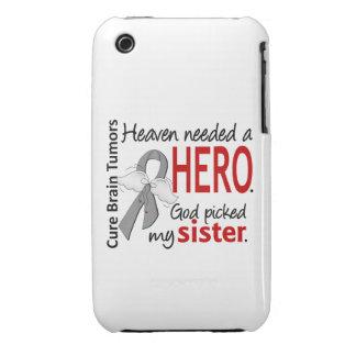 Brain Tumors Heaven Needed a Hero Sister iPhone 3 Cover