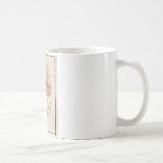 Brain Two - Neuroanatomy Basic White Mug