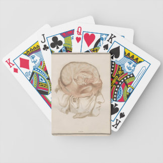 Brain Two - Neuroanatomy Bicycle Playing Cards