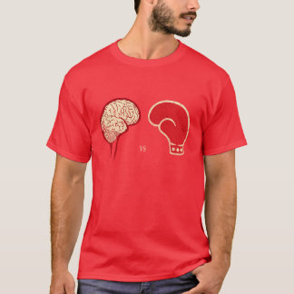 Brain vs Brawn T-Shirt