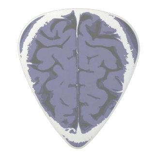 Brain Waves Guitar Pick Acetal Guitar Pick