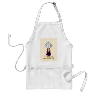Brain Yoga Apron