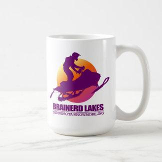Brainerd Lakes (SM)2 Coffee Mug